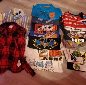 Other - 15 piece Boys shirts